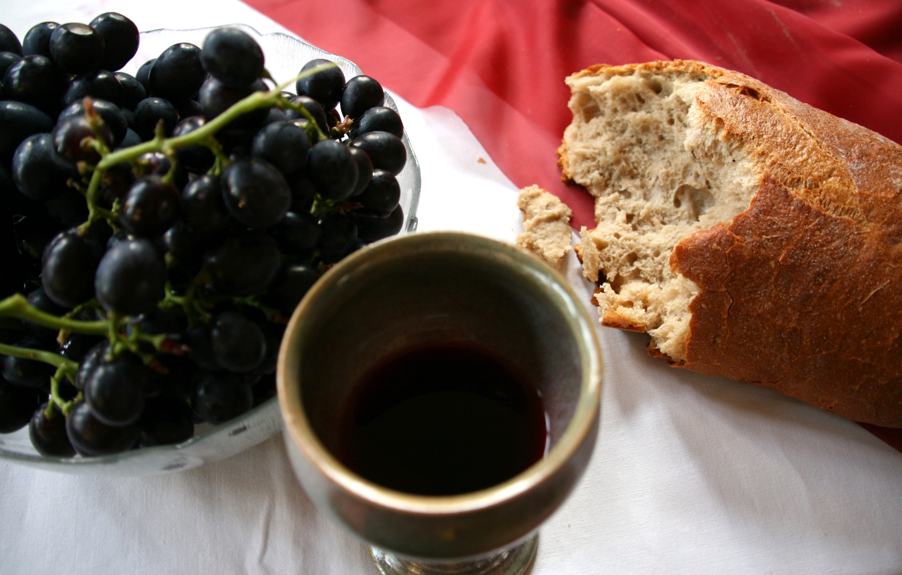 self-awareness, faith, repentance and the Lord's Supper