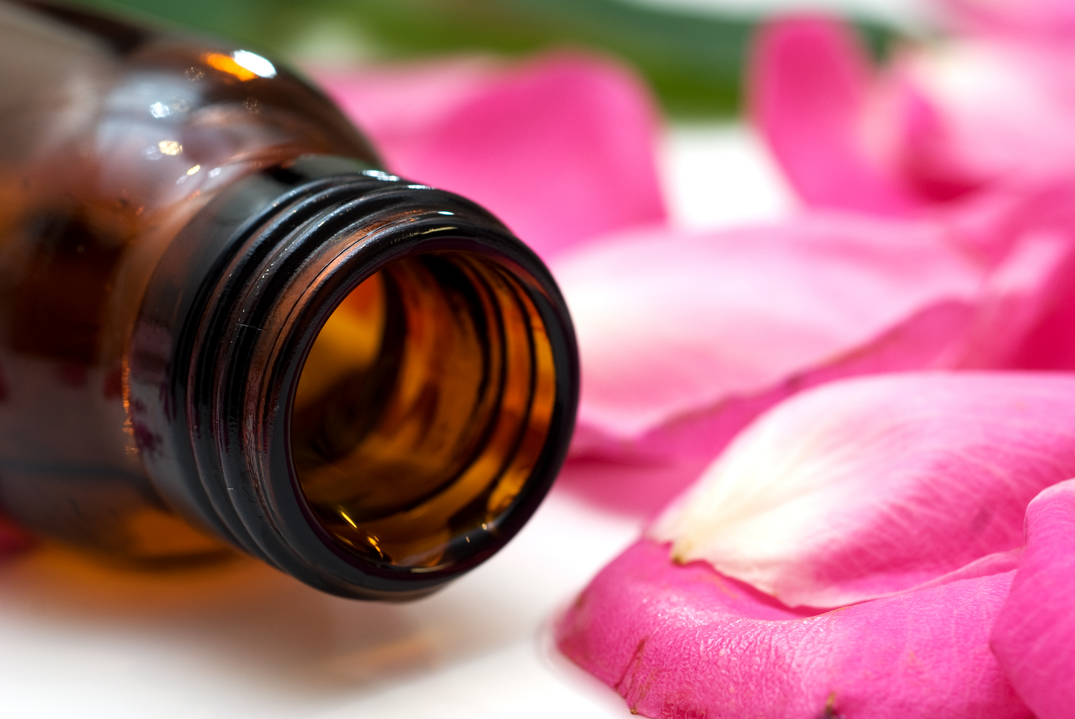 Four drops of rose oil #NaBloPoMo