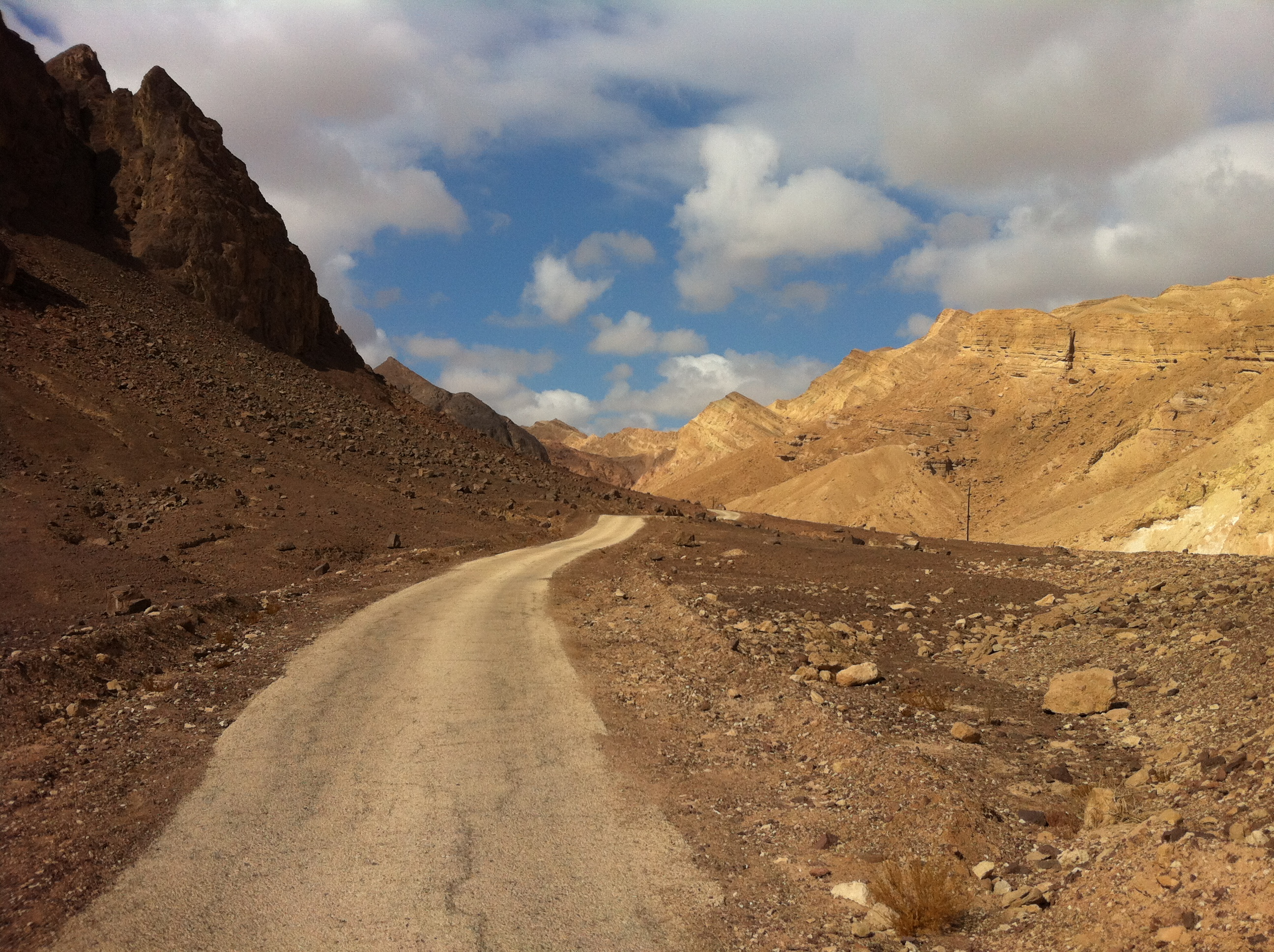 The Spirit of the Damascus Road