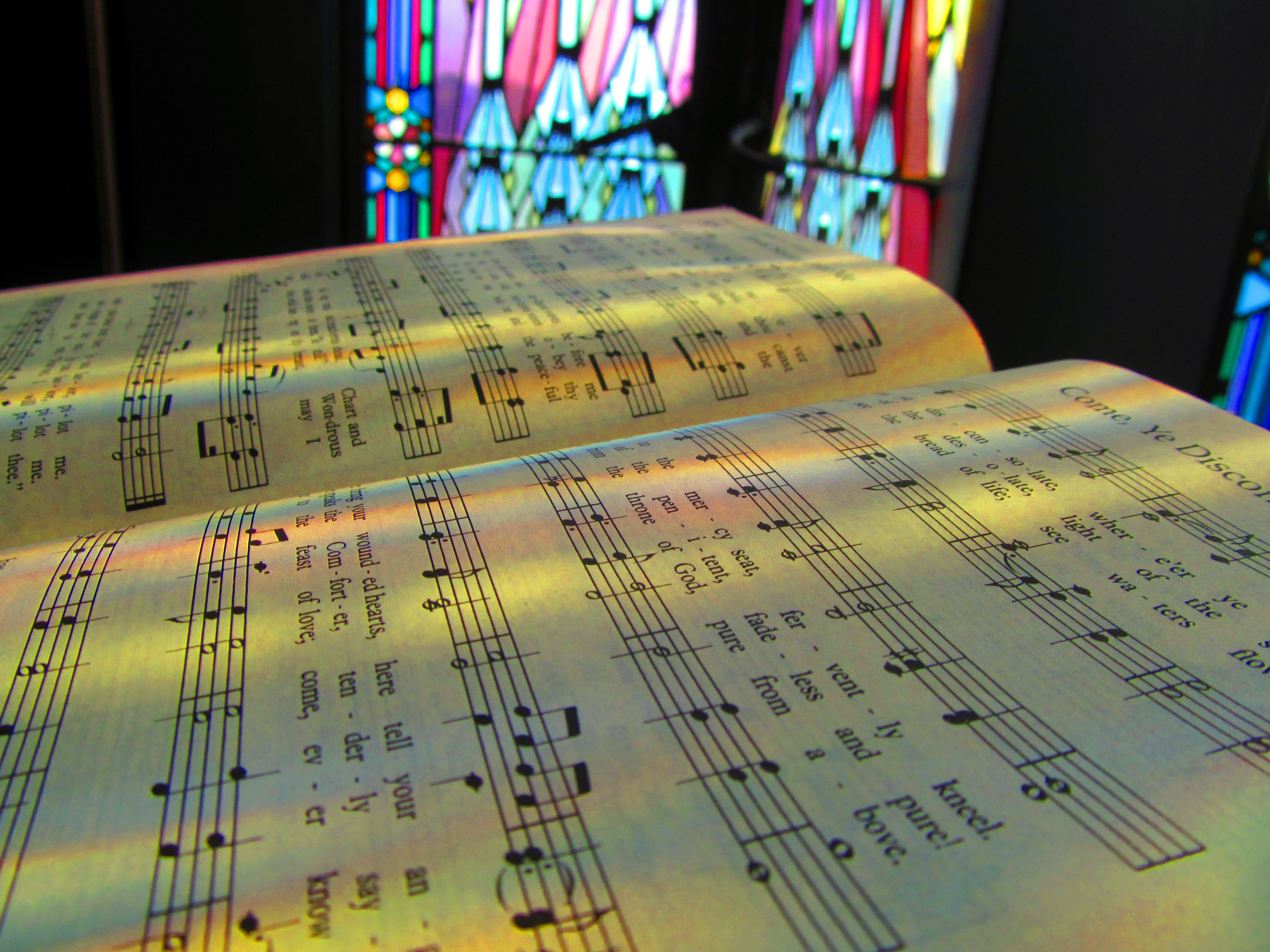 Tears, Comfort, and Old Hymns